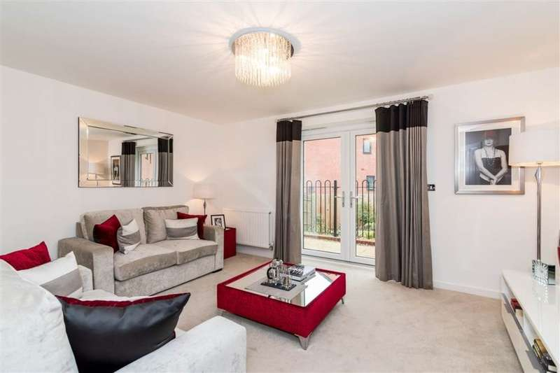 4 Bedrooms Detached House for sale in The Yew Tintern Street, Stoke-On-Trent, ST1