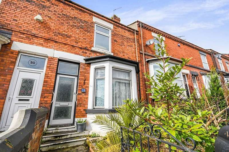2 Bedrooms Terraced House for sale in Lugsmore Lane, St. Helens, WA10