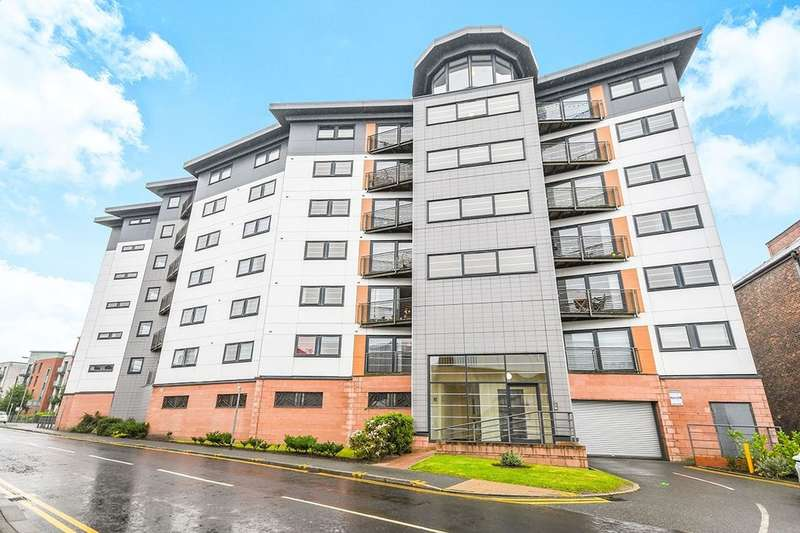 2 Bedrooms Flat for sale in Hall Street, St. Helens, WA10