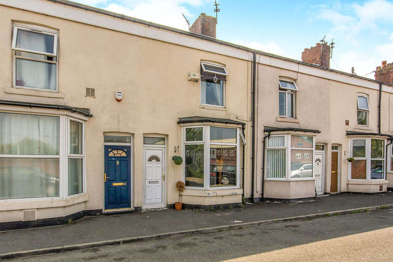 2 Bedrooms Terraced House for sale in Bolivia Street, Salford, M5