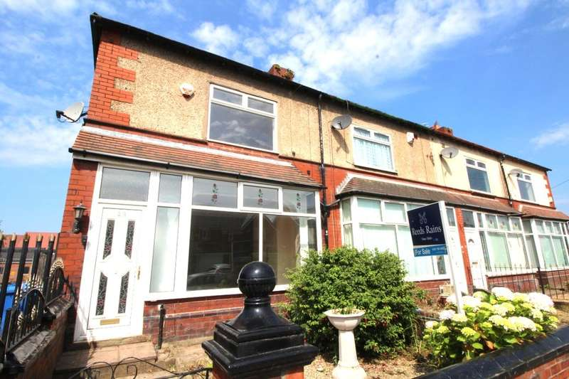 3 Bedrooms Terraced House for sale in Moss Lane, Worsley, Manchester, M28