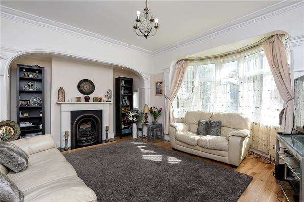 4 Bedrooms Semi Detached House for sale in Pollards Hill East, LONDON, SW16