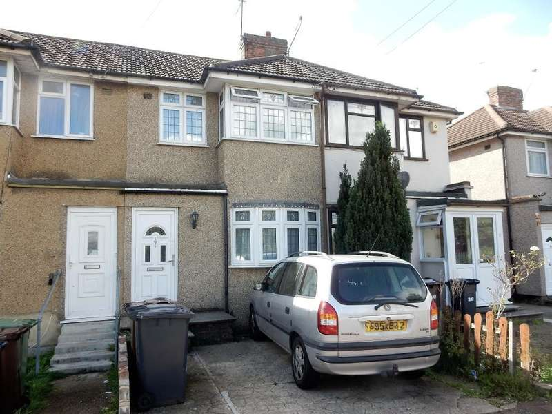 3 Bedrooms Terraced House for sale in Oval Road North, Dagenham, Essex, RM10 9EH