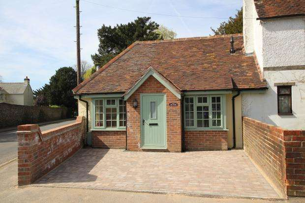 2 Bedrooms Semi Detached House for sale in The Green, Denmead, Waterlooville, PO7 6NJ