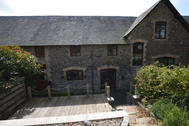 3 Bedrooms Terraced House for sale in Down Thomas, Plymouth