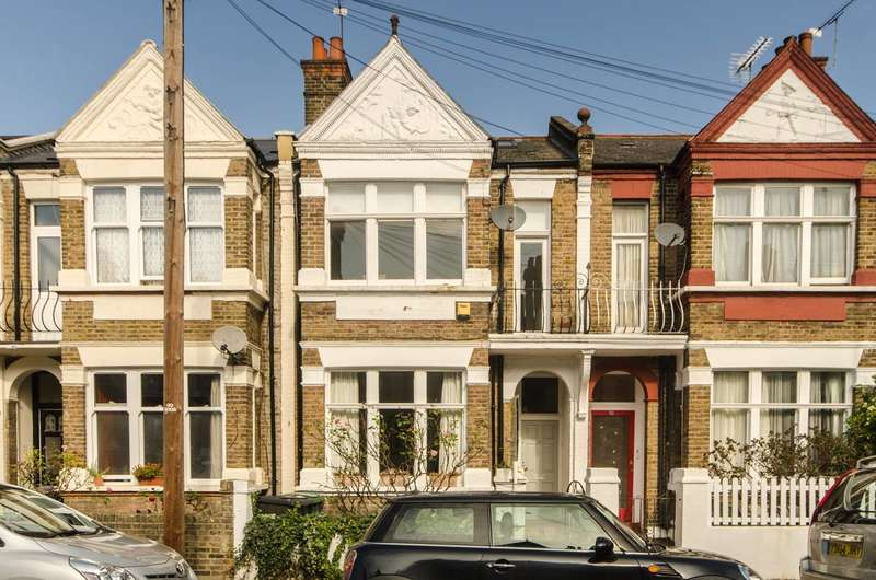 3 Bedrooms Flat for sale in Clifford Gardens, Kensal Rise, NW10