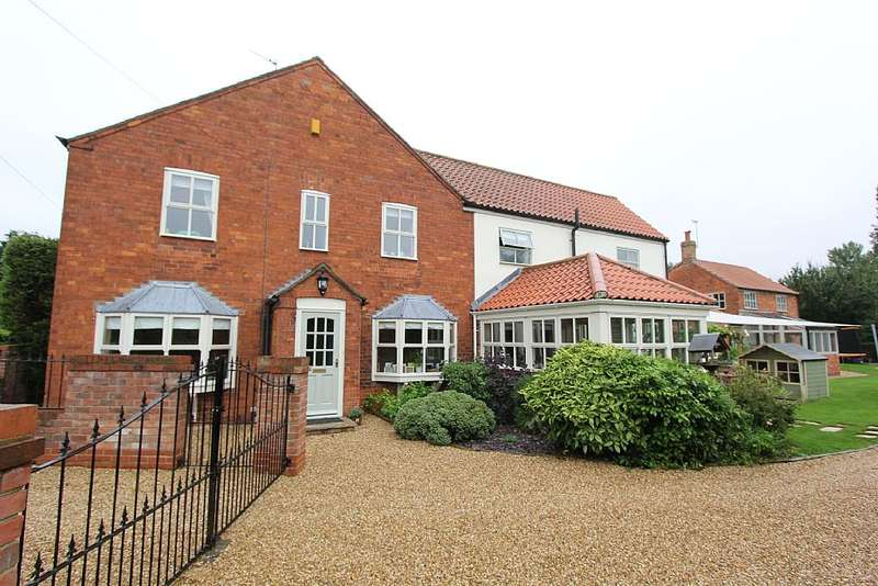 5 Bedrooms Unique Property for sale in Boston Road, Heckington, Sleaford, Lincolnshire, NG34 9JE