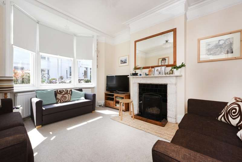 4 Bedrooms Terraced House for sale in 33 Hamilton Road, Brighton, East Sussex, BN1