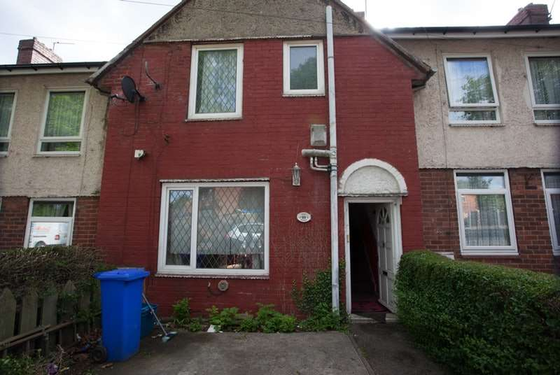 3 Bedrooms Terraced House for sale in Sicey Avenue, Sheffield, South Yorkshire, S5