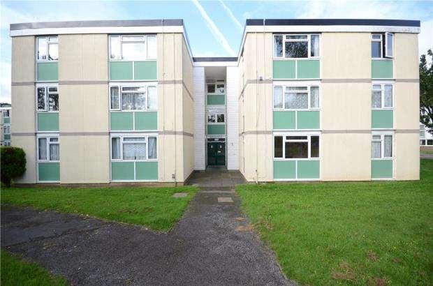 2 Bedrooms Apartment Flat for sale in Hambleden Court, Woodmere, Bracknell