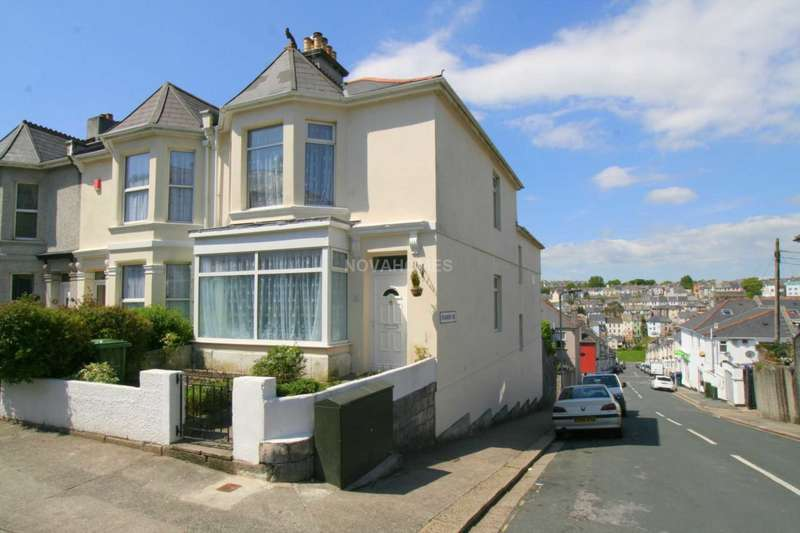 3 Bedrooms End Of Terrace House for sale in Pasley Street, Stoke, Plymouth