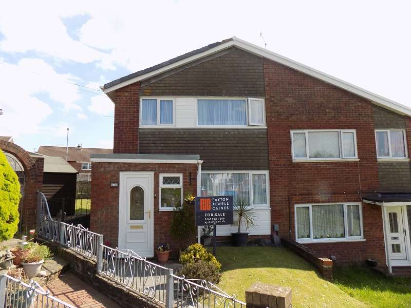 3 Bedrooms Semi Detached House for sale in Maes Ty Canol , Baglan, Port Talbot, Neath Port Talbot. SA12 8US