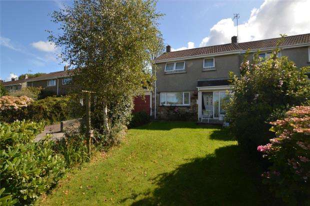 4 Bedrooms End Of Terrace House for sale in Chenhalls Close, St Erth, Hayle, Cornwall