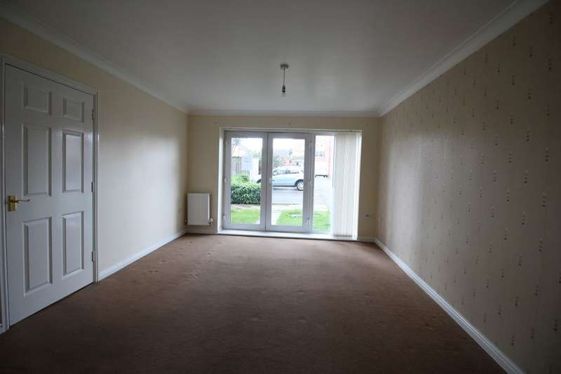 2 Bedrooms Flat for sale in Brusselton Court, Stockton-On-Tees, TS18