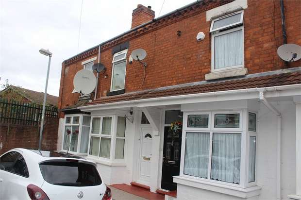 2 Bedrooms Terraced House for sale in West Heath Road, Winson Green, Birmingham, West Midlands