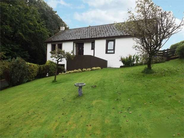 3 Bedrooms Detached Bungalow for sale in Pinmore, Girvan, South Ayrshire
