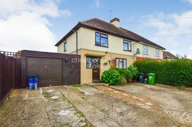 2 Bedrooms Maisonette Flat for sale in Rosedale Avenue, Cheshunt, Hertfordshire