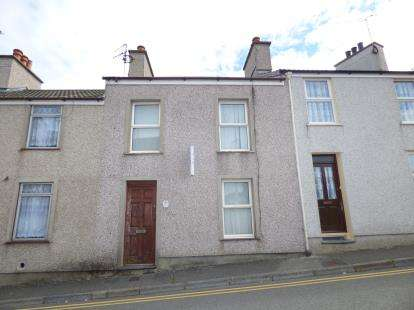 2 Bedrooms Terraced House for sale in Cambria Street, Holyhead, Anglesey, LL65