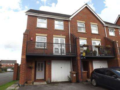 4 Bedrooms End Of Terrace House for sale in Rollesby Gardens, St. Helens, Merseyside, WA9