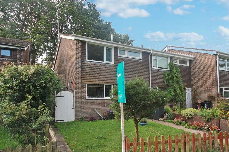 3 Bedrooms End Of Terrace House for sale in Moorcroft Avenue, Burton, Christchurch