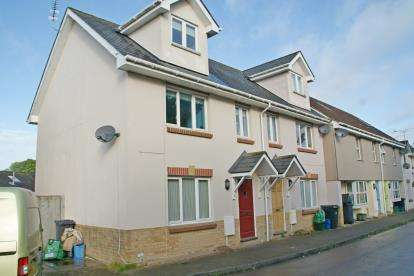 4 Bedrooms End Of Terrace House for sale in King Street, Honiton, Devon