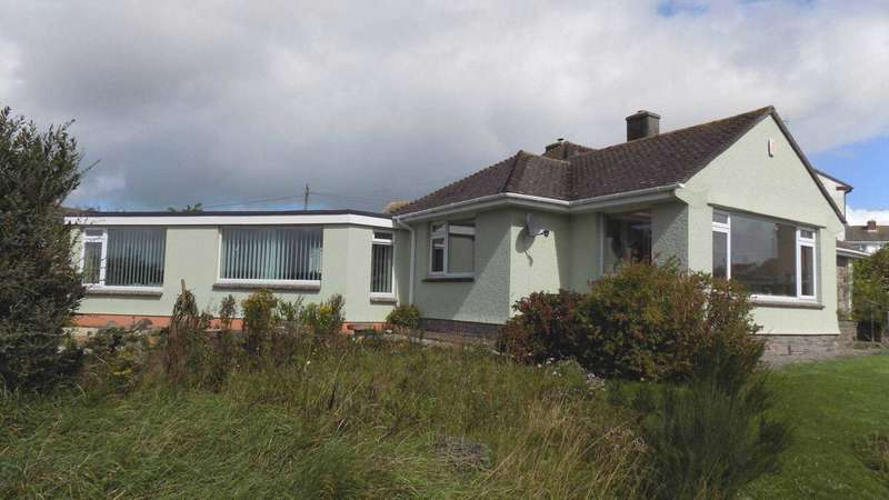 3 Bedrooms Detached Bungalow for sale in Chapeldown Road, Torpoint