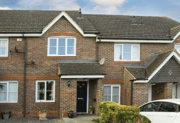 2 Bedrooms Terraced House for sale in Woodcock Court Three Mile Cross Reading