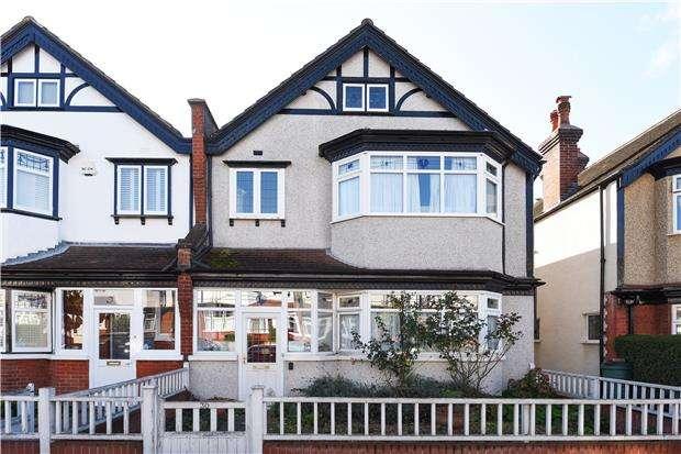 4 Bedrooms Semi Detached House for sale in Heathdene Road, LONDON, SW16