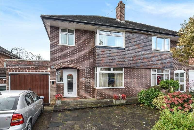 3 Bedrooms Semi Detached House for sale in Campden Road, Ickenham, Uxbridge, Middlesex, UB10