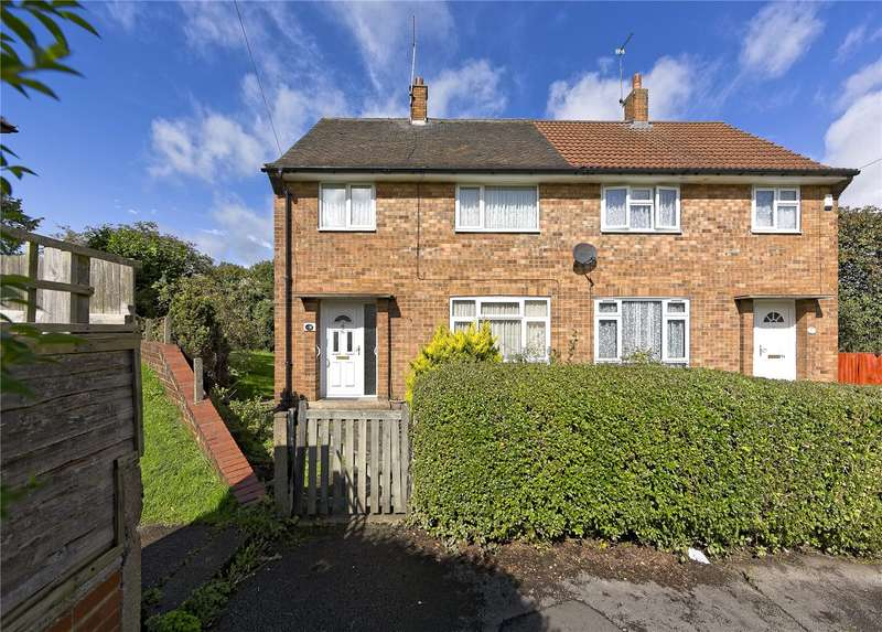 3 Bedrooms Semi Detached House for sale in Summerfield Drive, Leeds, West Yorkshire, LS13