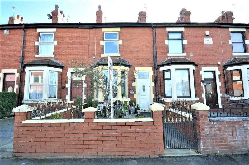 3 Bedrooms Terraced House for sale in Peel Road, Fleetwood, Lancashire, FY7 6SE