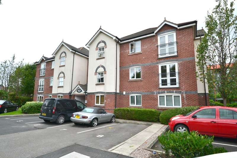 2 Bedrooms Flat for sale in Keswick Court Sharston, Manchester, M22 4UD