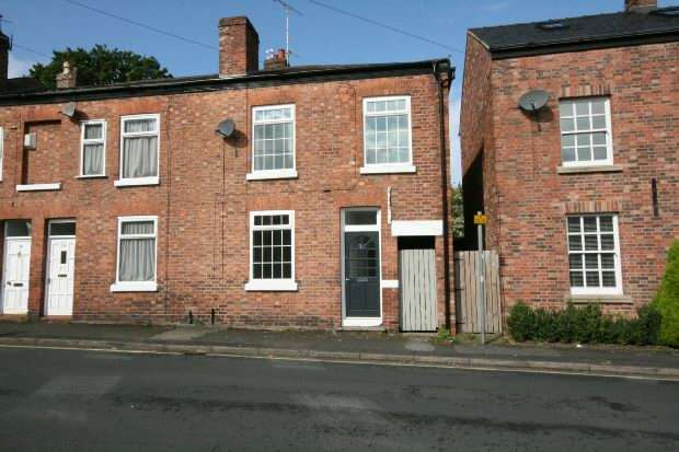 3 Bedrooms End Of Terrace House for sale in New Street, Altrincham