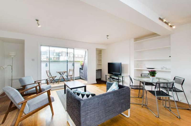 3 Bedrooms Maisonette Flat for sale in Maclise Road, Brook Green, W14