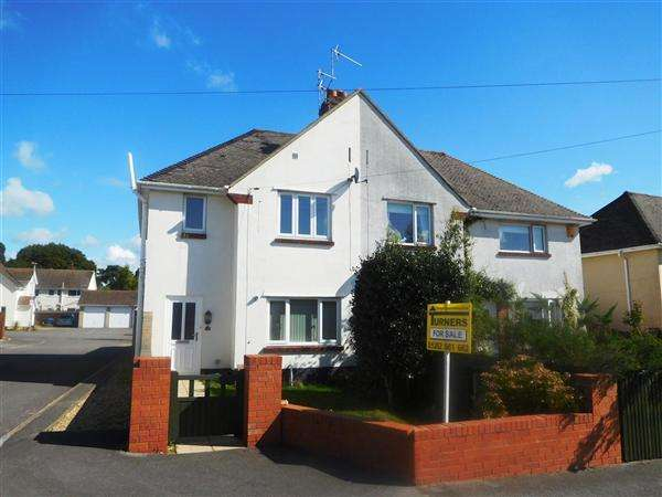 3 Bedrooms Semi Detached House for sale in Hamilton Road, Poole
