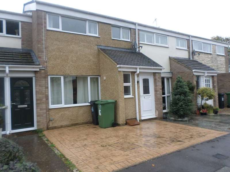 3 Bedrooms Terraced House for rent in Caldecott Close, Abingdon