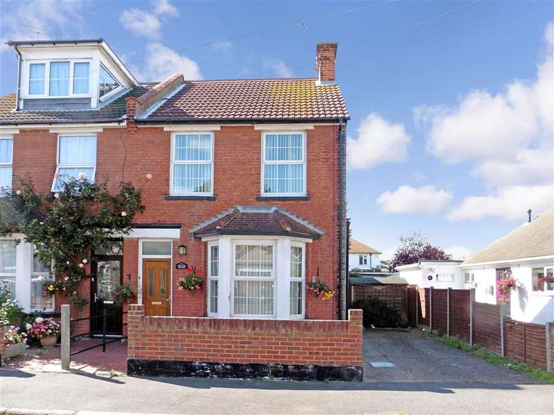 3 Bedrooms Semi Detached House for sale in Selsea Avenue, Herne Bay, Kent