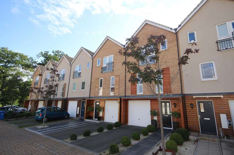 3 Bedrooms Terraced House for sale in Tempest Mews, The Parks