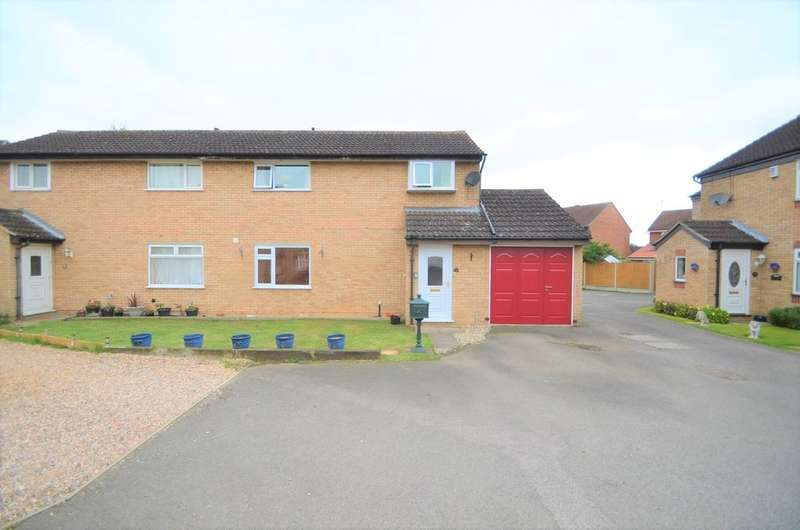 3 Bedrooms House for sale in Heather Close, Bilton, Rugby