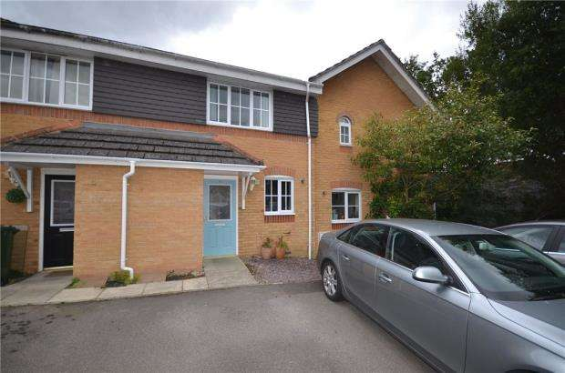 2 Bedrooms Terraced House for sale in Hopper Vale, Bracknell, Berkshire