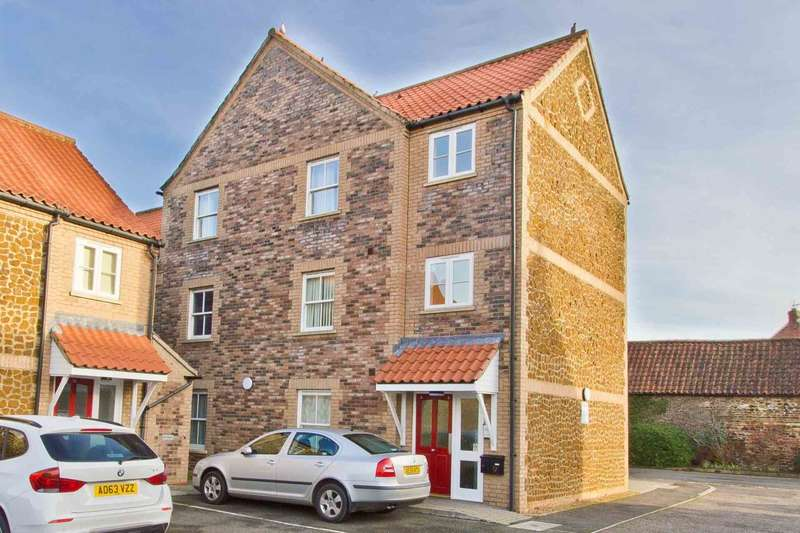 2 Bedrooms Apartment Flat for sale in Old Town Close, Downham Market