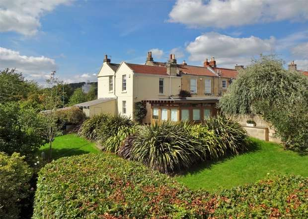 3 Bedrooms End Of Terrace House for sale in Prospect House, 6 Mount Beacon Row, Bath