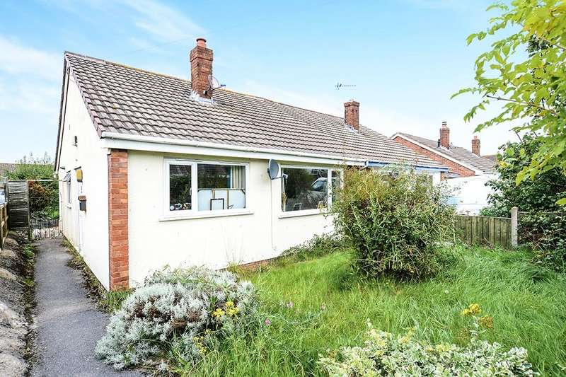 2 Bedrooms Semi Detached Bungalow for sale in Bryn Morfa, Bodelwyddan, Rhyl, LL18