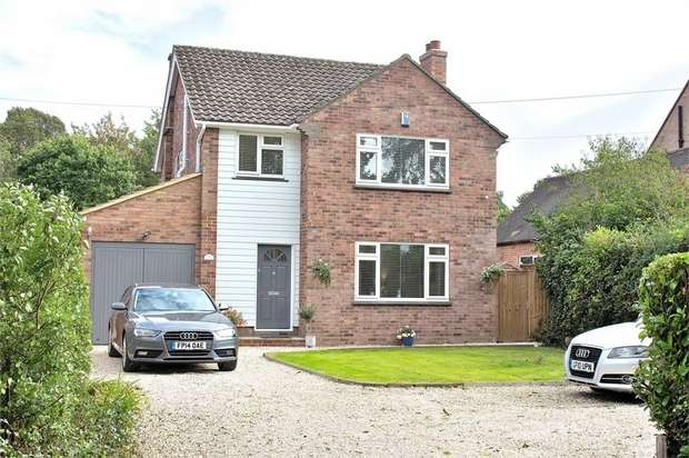 3 Bedrooms Detached House for sale in Black Notley, Braintree, Essex