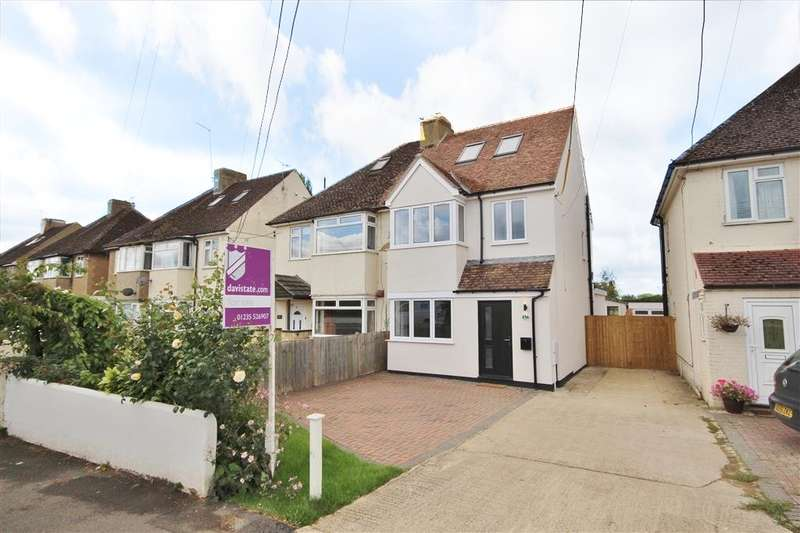 4 Bedrooms Semi Detached House for sale in Whitecross, Abingdon, OX13