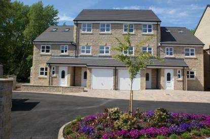4 Bedrooms Town House for sale in River View, Weir Close, Padiham, Lancashire, BB12