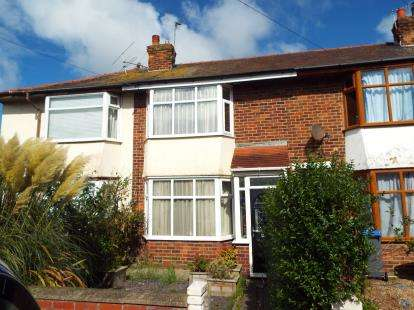 2 Bedrooms Terraced House for sale in Sunningdale Avenue, Blackpool, FY4