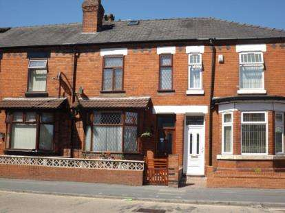 4 Bedrooms Terraced House for sale in Lovely Lane, Warrington, Cheshire, WA5
