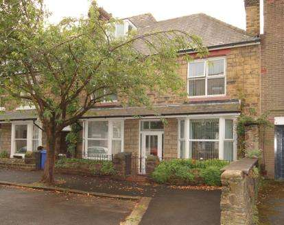 5 Bedrooms Terraced House for sale in Edgebrook Road, Sheffield, South Yorkshire