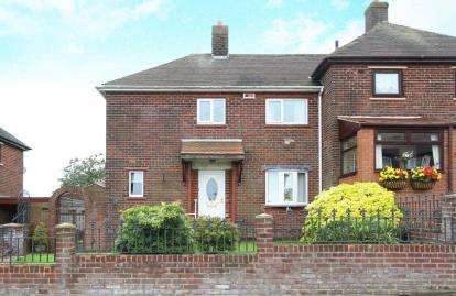2 Bedrooms Semi Detached House for sale in Birley Moor Avenue, Sheffield, South Yorkshire